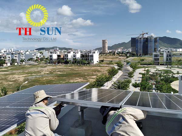 điện mặt trời nha trang
